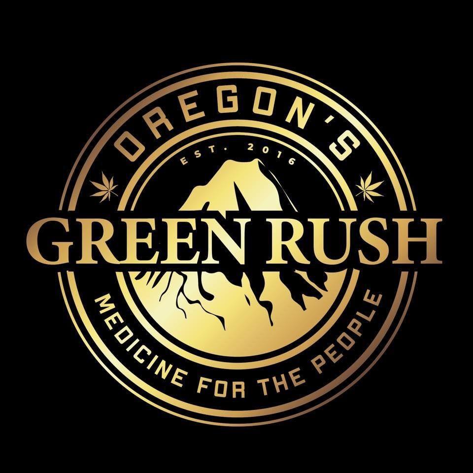 Logo for Oregon's Green Rush