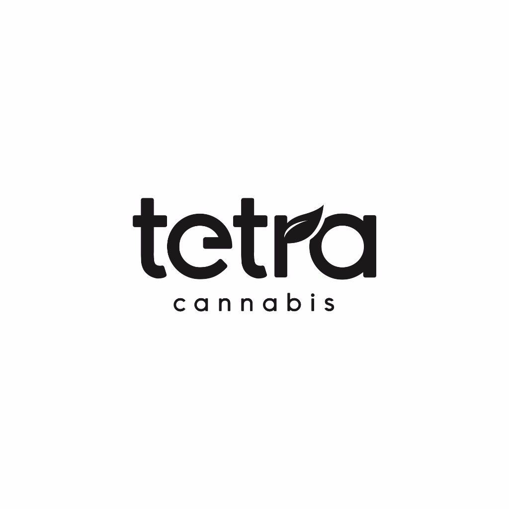 Logo for Tetra Cannabis - Troutdale