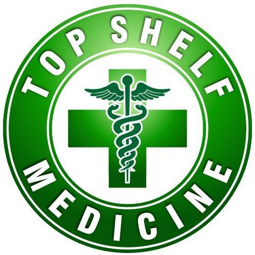 Logo for Top Shelf Medicine
